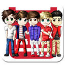 One Direction Wallpapers FullHD New Tab