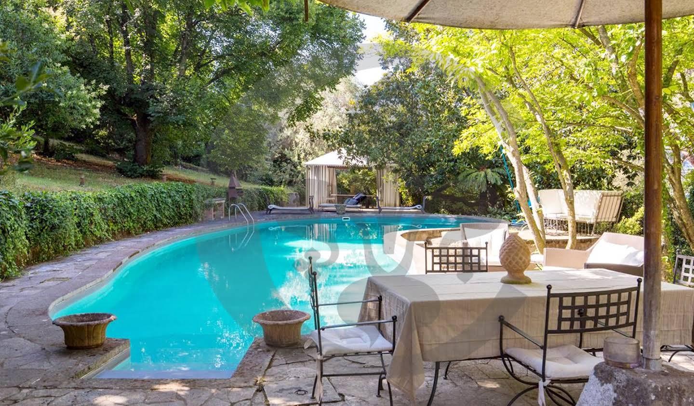 Villa avec piscine et jardin Castel Gandolfo