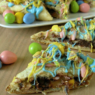 Reese's Peanut Butter Egg Turnovers.