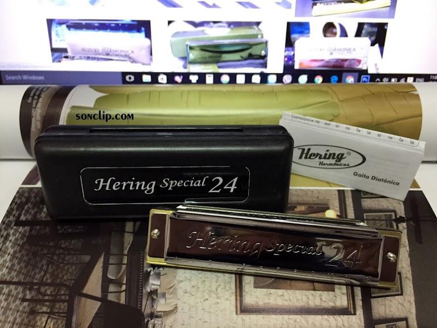 Kèn Harmonica - Hering Special 24 (key C)