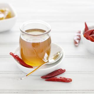 Bourbon and Honey Hot Honey