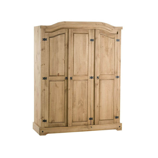 Birlea Corona Pine Bedroom Furniture