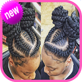 Braids hairstyles for black - African braids