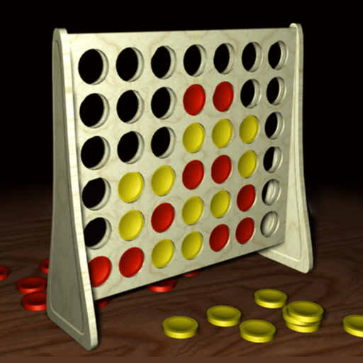 Four In A Line V+, multiplayer connect 4 game