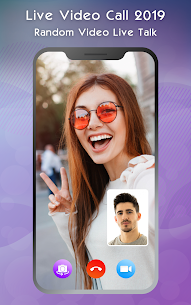 Live Video Call 2019 – Random Video Live Talk App Download For Android 4