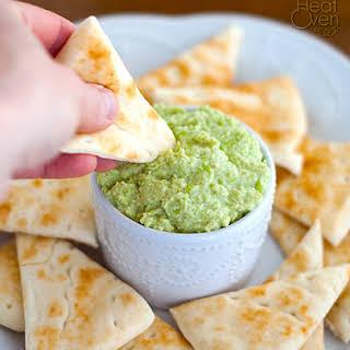 Edamame Hummus Without Tahini Recipes.
