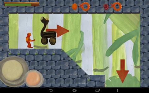 Plasticine adventures screenshot 0