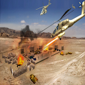 Stealth Helicopter Fighter War icon