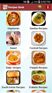 Recipes book apps on google play screenshot image forumfinder Choice Image