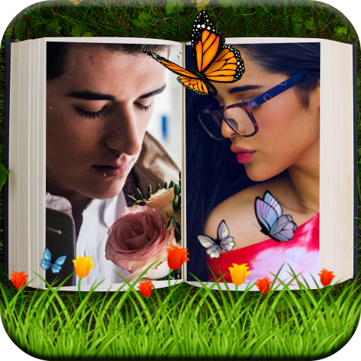Book Dual Frames for Pictures Icon