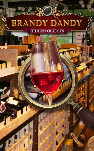 Brandy Dandy - Hidden Object