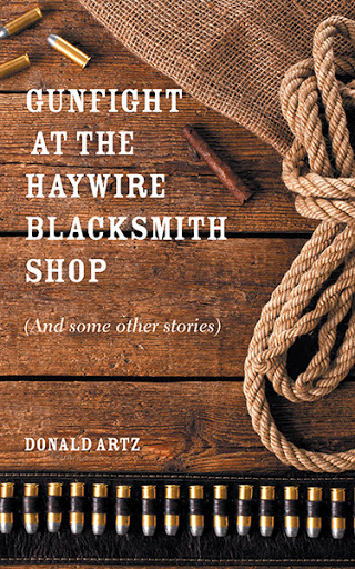 Gunfight at the Haywire Blacksmith Shop cover