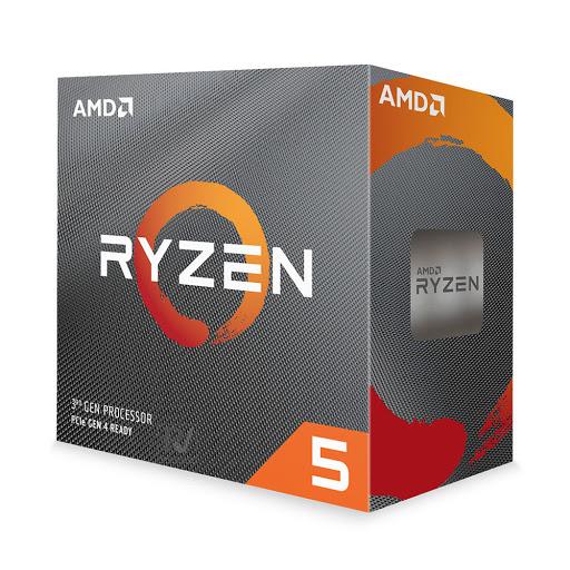 Bộ vi xử lý/ CPU AMD Ryzen 5 3600X (3.8/4.4 GHz)