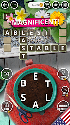 Garden of Words - Word game APK screenshot thumbnail 3