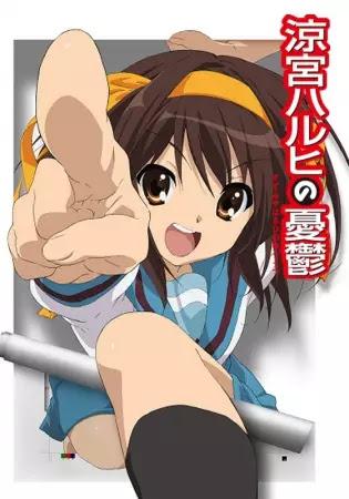 Suzumiya Haruhi no Yuuutsu (2009) (The Melancholy of Haruhi Suzumiya Season 2) thumbnail
