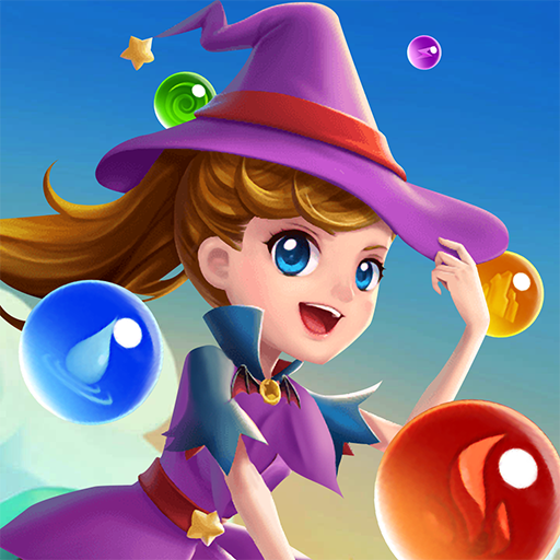 Magic Witch: Happy Bubble Witch Shooter (game)