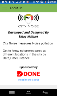 Noise Pollution Monitor- screenshot thumbnail