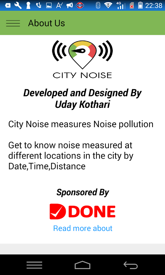 Noise Pollution Monitor- screenshot