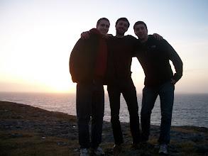 Photo: The guys.