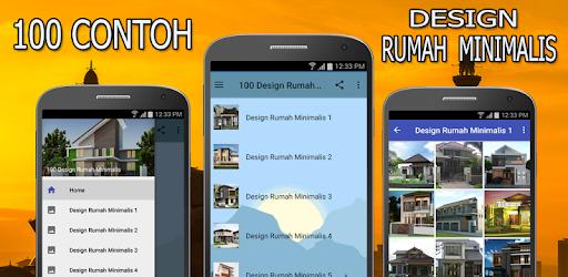Aplikasi Desain Rumah Minimalis Gratis  kumpulan desain rumah minimalis aplikacije na google playu