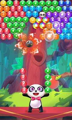 Shoot Bubble Panda Bubbles - screenshot