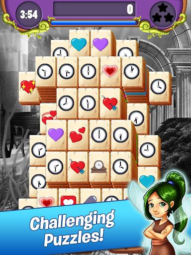 Mahjong Mystery Adventure: Monster Mania  screenshots 17