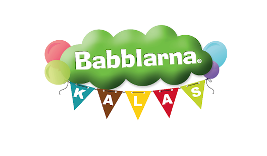 Babblarna Party Screenshot