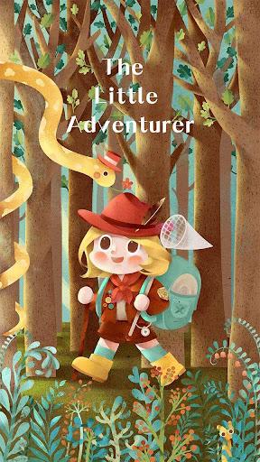小さな冒険 Hola テーマ