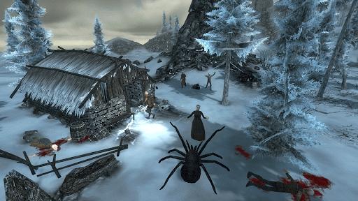 Spider Simulator 3D