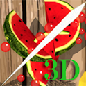 Fruit Ninja 3D - new 3D Game icon
