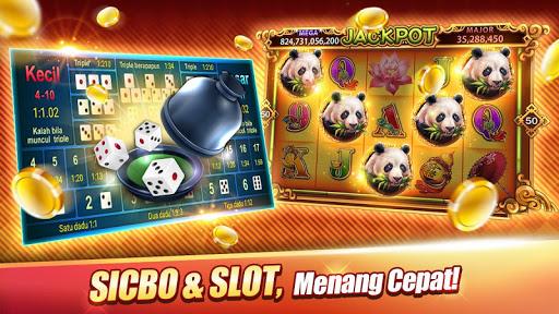 LUXY : Domino & Pokeru00a0u2013 Gaple QiuQiu QQ 99 Remi 5.1.8.0 screenshots 5