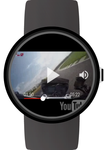 Video for Wear OS (Android Wear) & YouTube 1.0.190101 screenshots 1