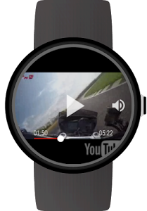 Video for Android Wear&YouTube screenshot 0