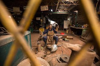 Photo: El soldador de la ladrillera