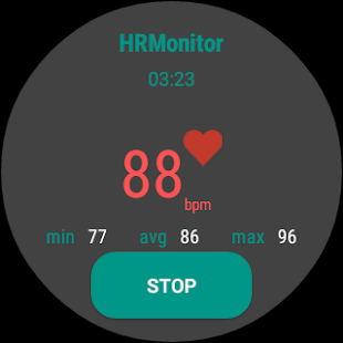 Heart Rate Monitor ANT+ BLE- screenshot thumbnail