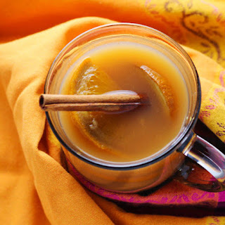 Slow Cooker Mulled Cider