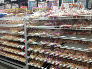 Photo: Lots of bread options for your sandwich creations at Sam's Club! I like the Sandwich Thins.
