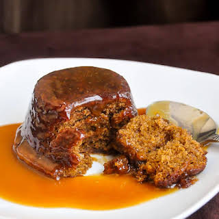 Perfect Sticky Toffee Pudding.