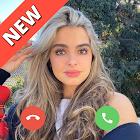 Addison Rae call and chat fake