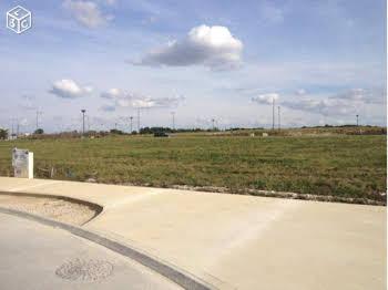 Terrain à bâtir 742 m2