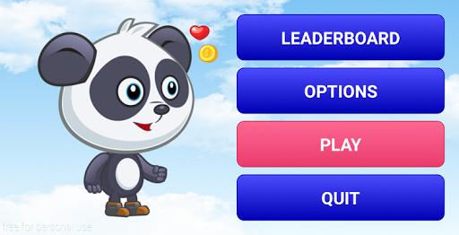 Happy Panda Jumper