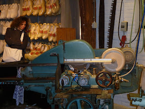 Photo: Machines do most of the work -- by hand it would take five hours