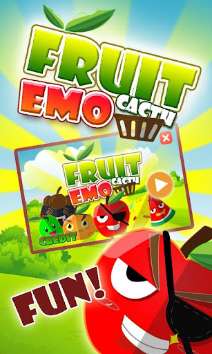Fruit Emo - Smoothie Rush