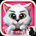 Kitty Pet Wash Dressup Game icon