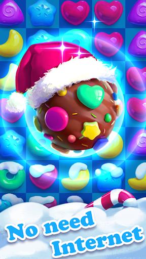 Crazy Candy Bomb - Sweet match 3 game screenshots 3