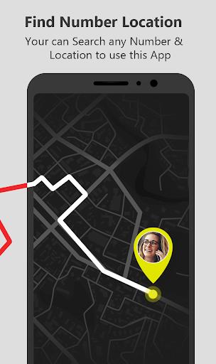 Number Finder-Track Mobile Number Location screenshot 2