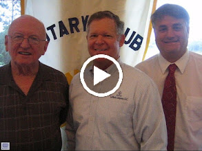 Video: John Brim, Greg Lefils (Guest Speaker), and President Eric Sanders - June 26, 2012