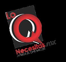 Photo: Diseño de Logotipo - LoQueNecesitas.mx