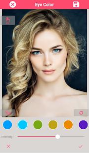 Makeup - Vy jste Makeover Editor - náhled