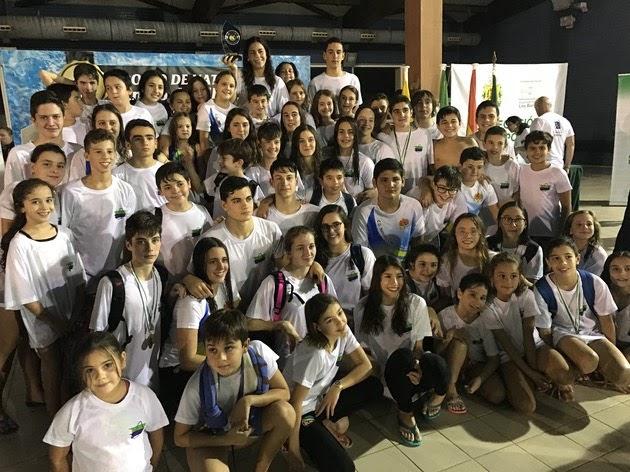 30 Nadadores del CD Natación Ciudad de Algeciras acuden al III Trofeo Villa de Los Barrios